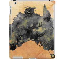 AUSTRALIA GRUNGE iPad Case/Skin