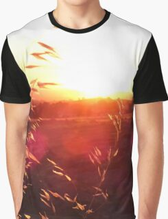 Outback Sunset Graphic T-Shirt