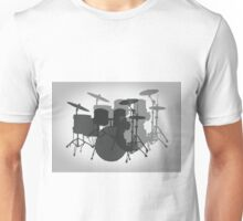 DRUM SET of PROFESSIONAL Unisex T-Shirt