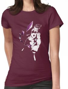 The Magician  Womens Fitted T-Shirt