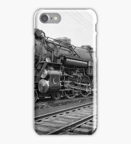 CRESCENT LIMITED STEAM LOCOMOTIVE  c. 1927 iPhone Case/Skin