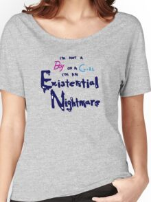 Existential Nightmare Women's Relaxed Fit T-Shirt