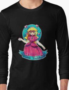 Princess Toadstool Long Sleeve T-Shirt