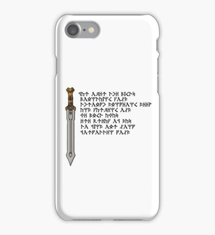Far Over the Misty Mountains  iPhone Case/Skin