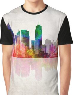 SIDNEY AUSTRALIA SKYLINE Graphic T-Shirt