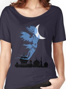Arabian Nights Desert Wind Djinn Women's Relaxed Fit T-Shirt