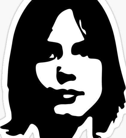 Jackson Browne Sticker