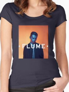 Flume Portrait Women's Fitted Scoop T-Shirt