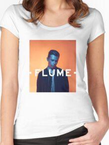 Flume Portrait Women's Fitted Scoop T-Shirt