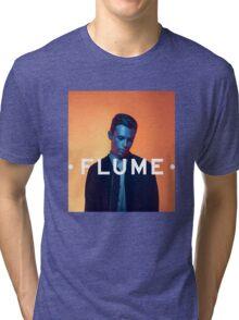 Flume Portrait Tri-blend T-Shirt
