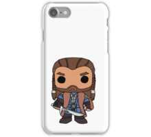 Thorin Oakenshield Pop Drawing iPhone Case/Skin