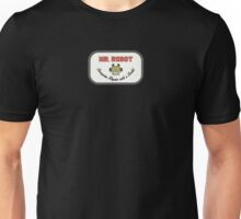 Mr. Robot Patch Unisex T-Shirt