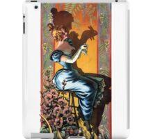 THE PARIS SHADOW THEATER 1895 iPad Case/Skin