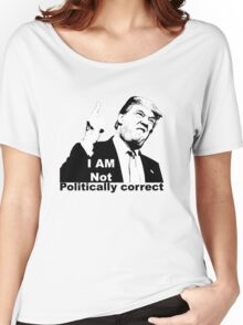 Politically correct Women's Relaxed Fit T-Shirt