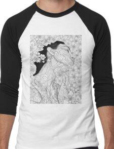 Muse and Creation Men's Baseball ¾ T-Shirt