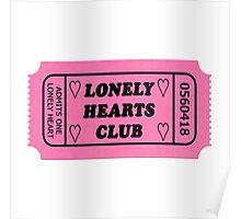 Private Club. Poster