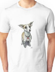 Cute Dog from Africa Unisex T-Shirt
