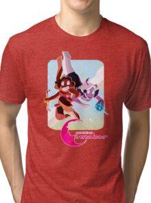 The Myth of Cinnabar - Free Falling Tri-blend T-Shirt