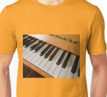 Hands On - Piano Keys Unisex T-Shirt