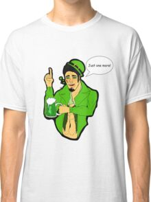 St. Patrick's Day - Spade Classic T-Shirt