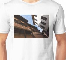 Sun and Shade - Elegant Revival Houses in Old Town Plovdiv, Bulgaria Unisex T-Shirt