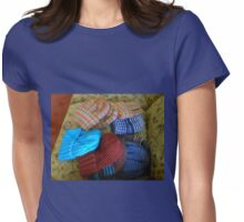 Colourful Hats Womens Fitted T-Shirt