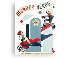 Wonder Nerds!  Metal Print