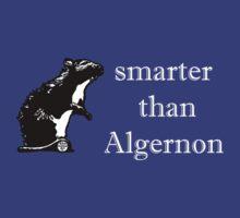 Algernon by 45thAveArtCo