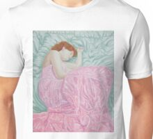 Flower on the water Unisex T-Shirt