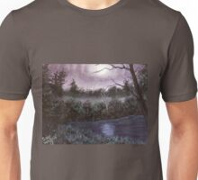 Peaceful  pond Unisex T-Shirt