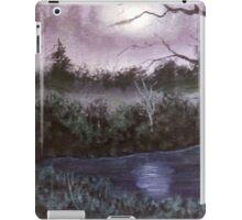 Peaceful  pond iPad Case/Skin