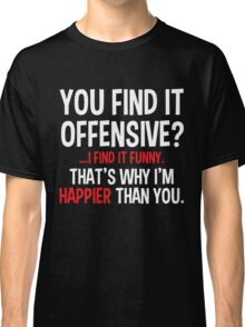 offensive Classic T-Shirt