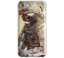 Apocalyptic Gaming Soldier iPhone Case/Skin
