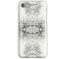 B&W Webs PHONE CASE iPhone Case/Skin