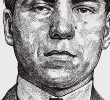 They Call Me Lucky....Lucky Luciano Sticker