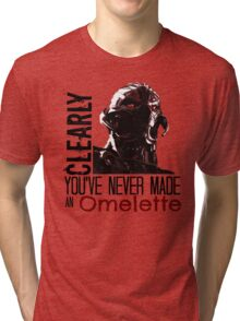 Clearly... Tri-blend T-Shirt