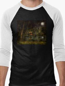 Cabin - De Land, FL - Restless night 1904 Men's Baseball ¾ T-Shirt