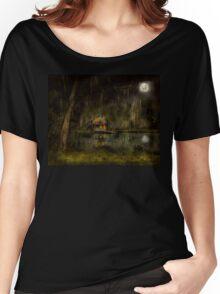 Cabin - De Land, FL - Restless night 1904 Women's Relaxed Fit T-Shirt