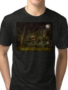 Cabin - De Land, FL - Restless night 1904 Tri-blend T-Shirt
