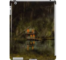 Cabin - De Land, FL - Restless night 1904 iPad Case/Skin