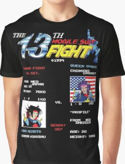 The 13th Fight! Graphic T-Shirt