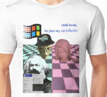 vaporwave vomit Unisex T-Shirt