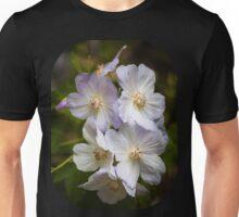 Dog Roses Unisex T-Shirt