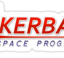 Kerbal Space Program Sticker