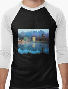 Reflections Of Hope - Hope Valley Art Men's Baseball ¾ T-Shirt