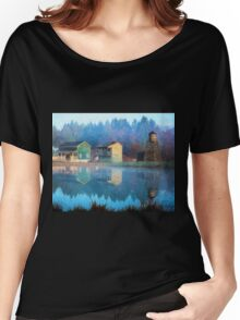 Reflections Of Hope - Hope Valley Art Women's Relaxed Fit T-Shirt