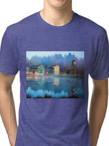 Reflections Of Hope - Hope Valley Art Tri-blend T-Shirt