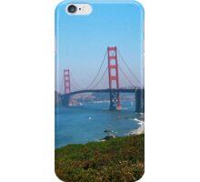San Francisco - Golden Gate Bridge iPhone Case/Skin
