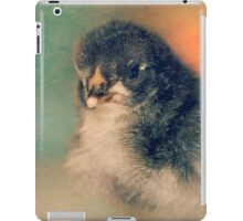 A Chick in Pastels iPad Case/Skin