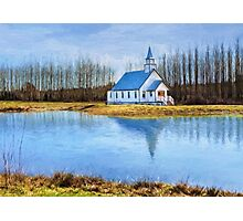 The Heart Of It All - Landscape Art Photographic Print